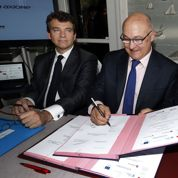 La France financera le très haut débit grâce aux «project bonds»