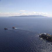 Le dernier voyage du Costa Concordia