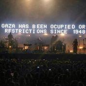 Massive Attack s'engage en faveur de Gaza sur scène