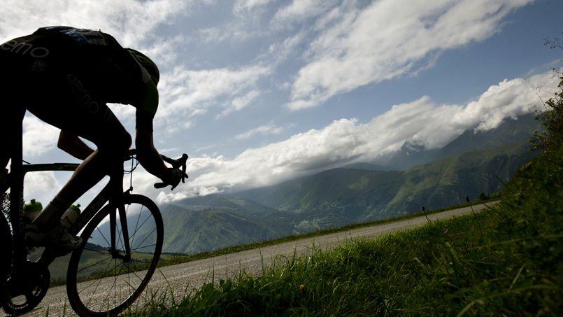 Dans la roue du Tour de France, des campements roms démantelés