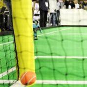 Une Coupe du monde de football ... de robots au Brésil