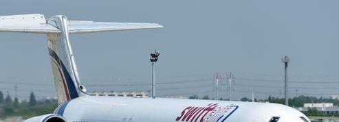 L'avion Swiftair avait été loué par Air Algérie pour l'été