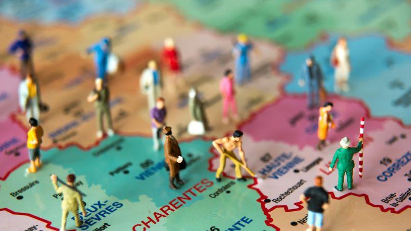 La réforme territoriale est adoptée mais le casse-tête des régions ne fait que commencer