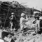 Un jeune officier : « Pauvres moulins à vent! » (1915)