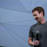 Facebook: comment le patron a gagné 1,6 milliard en un jour