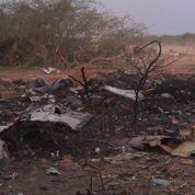 Les premières images du site du crash d'Air Algérie