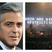 Clooney, Massive Attack... les phrases choc de la semaine