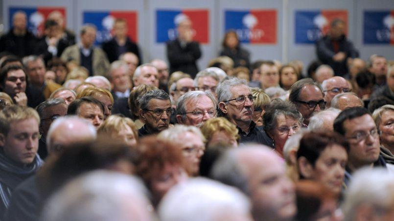 «Dégoût», «écœurement», «frustration» : les doléances des militants UMP au parti