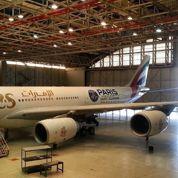 Le PSG voyage en Asie dans un avion aux couleurs du club