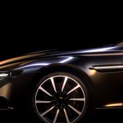 Aston Martin relance Lagonda