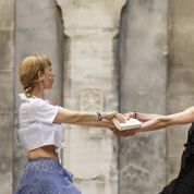 Festival d'Avignon : la danse, en pointe mais sans pirouette