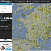 Après les crashs, l'application FlightRadar fait un carton