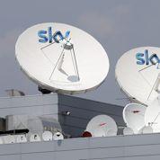 Murdoch met Sky Europe sur orbite