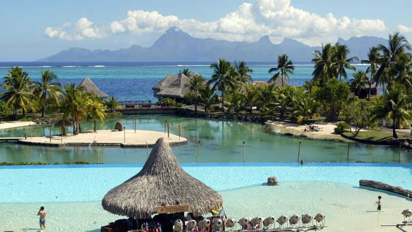 Tahiti cherche faire revenir ses touristes gr ce des for Cherche hotel