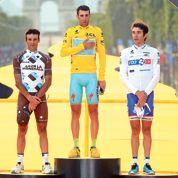 Le Tour de France encore plus haut que l'an dernier