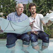 Didier et Julien Decoin: deux hommes dans un bateau