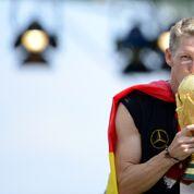 Un champion du monde allemand s'excuse après avoir un écart de conduite