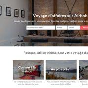 Airbnb cible les voyageurs d'affaires