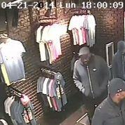 Rohff: la vidéo de l'agression dans le magasin de Booba