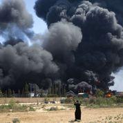 Une pluie de bombes pour briser le moral de Gaza