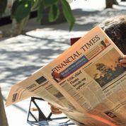 Le Financial Times ne s'est jamais autant vendu