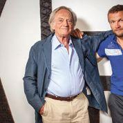 Philippe et Sylvain Tesson: la folie des hauteurs