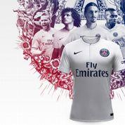 Le PSG dévoile son nouveau maillot extérieur