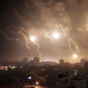 À Gaza, la nuit la plus dure depuis le début de la guerre