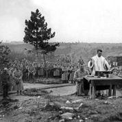Dans la tranchée: «Disons, mes chers amis, une prière pour nos morts.» (1916)