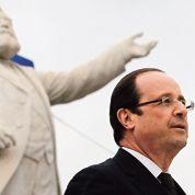 Hollande revendique l'héritage de Jaurès, cent ans après sa mort
