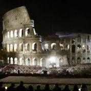 Rome : fin de la première phase de restauration du Colisée