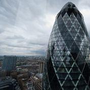 Un des célèbres gratte-ciels de Londres est à vendre