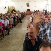 La colère, le dépit et la résistance des réfugiés chrétiens de Mossoul