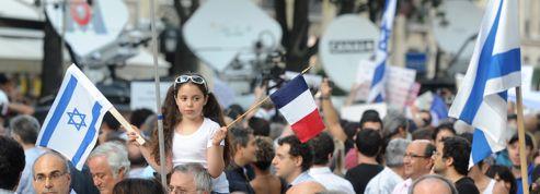 Manifestation pro-israélienne sous haute surveillance à Paris