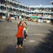 Gaza, éreintée, ne pense qu'à survivre