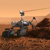 Mars : la France impliquée dans la conception de «Curiosity 2»