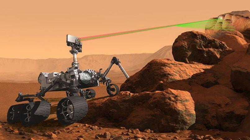 Mars : la France impliquée dans «Curiosity 2»