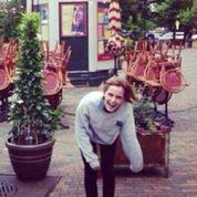 Le selfie très politique d'Emma Watson