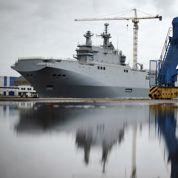 L'Allemagne veut que Paris renonce à vendre ses Mistral à la Russie