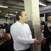Arnaud Montebourg souhaite «bonne chance» à Xavier Niel