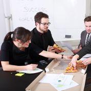 «Lunch Roulette»permet de rencontrer les inconnus de votre entreprise
