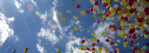 A Reims, un lâcher de 2000 ballons fâche les écologistes