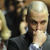 Le frère d'Oscar Pistorius victime d'un grave accident de voiture