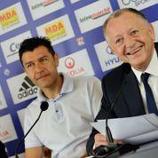 Aulas et la concurrence «déloyale» du PSG et Monaco