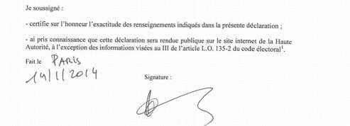 Transparence: une élue se plaint de la mise en ligne de sa signature... publiée sur son site