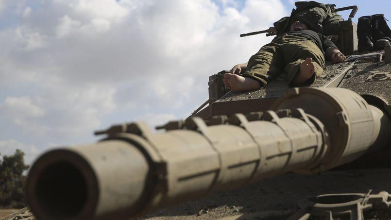 Les Soldats Israéliens Quittent la Bande de Gaza