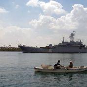 Le projet du nouveau canal de Suez en sept chiffres