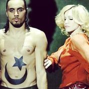Madonna appelle à la paix au Moyen-Orient