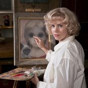 Big Eyes : le film de Tim Burton se dévoile en images