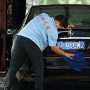 Pékin: bras de fer avec les constructeurs auto étrangers